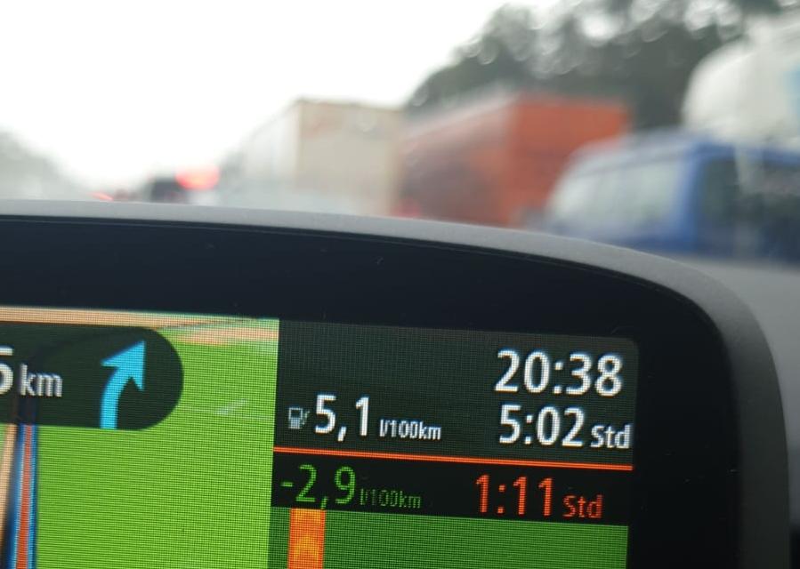 GPS FAhrzeugortung - Navigation ETA